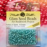 02057 Бисер 11 Mill Hill Glass Seed Beads