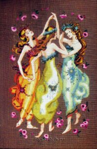 MD101 В кругу подруг (Circle of Friends)