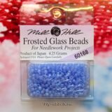 60168 Бисер 11 Mill Hill Frosted  Glass Beads