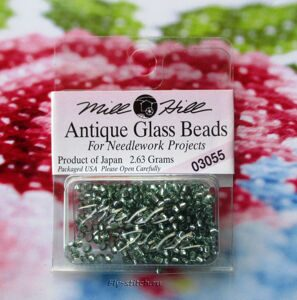 03055 Бисер 11 Mill Hill Antique Glass Beads