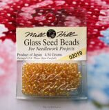 02019 Бисер 11 Mill Hill Glass Seed Beads