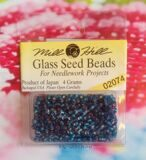 02074 Бисер 11 Mill Hill Glass Seed Beads