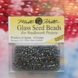 02072 Бисер 11 Mill Hill Glass Seed Beads