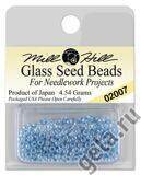 02007 Бисер 11 Mill Hill Glass Seed Beads