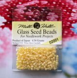 02001 Бисер 11 Mill Hill Glass Seed Beads