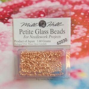 42030 Бисер 15 Mill Hill Petite Glass Beads