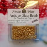 03054 Бисер 11 Mill Hill Antique Glass Beads
