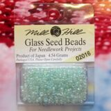 02016 Бисер 11 Mill Hill Glass Seed Beads